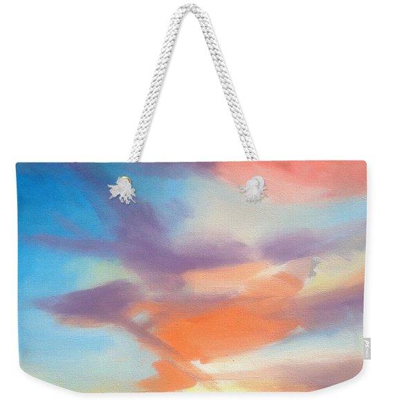 Mendelssohn Symphony #4 Weekender Tote Bag