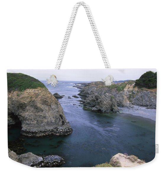 Mendocino Headlands State Park Weekender Tote Bag