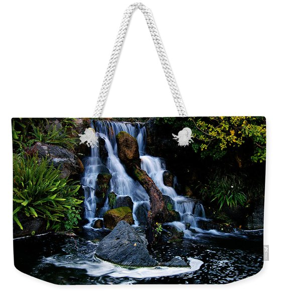 Mental Vacation Weekender Tote Bag