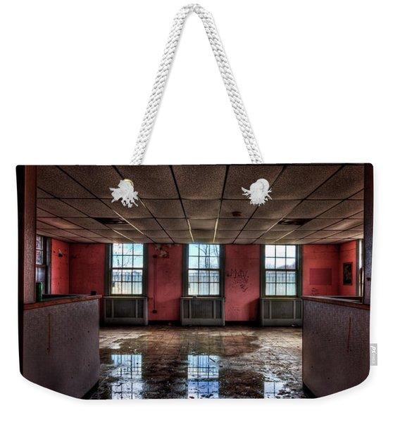 Mentalize Weekender Tote Bag