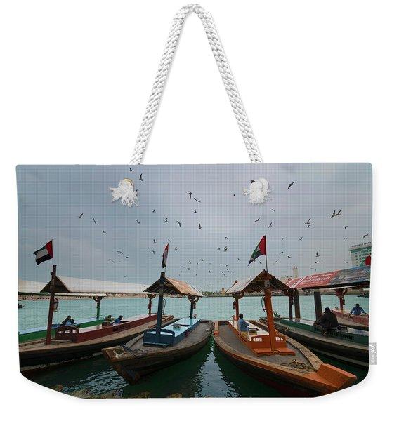 Merchants Of Dubai Weekender Tote Bag