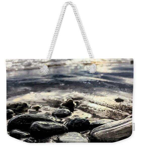 Mercury Morning Weekender Tote Bag