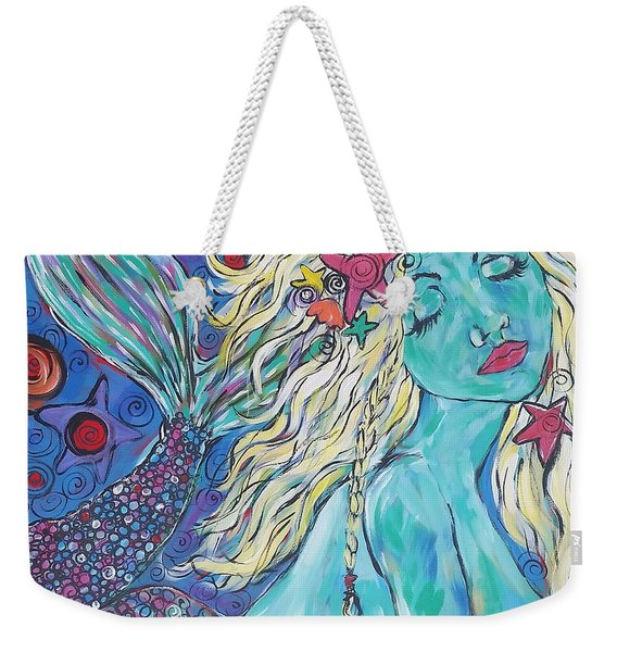 Mermaid Dream #2 Weekender Tote Bag