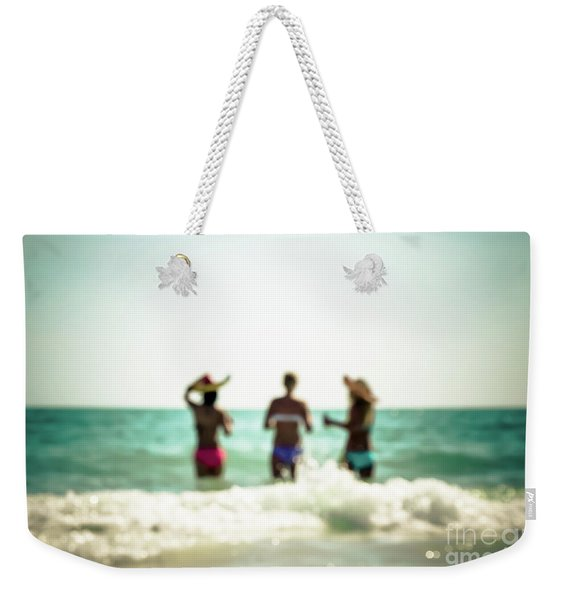 Mermaids Weekender Tote Bag