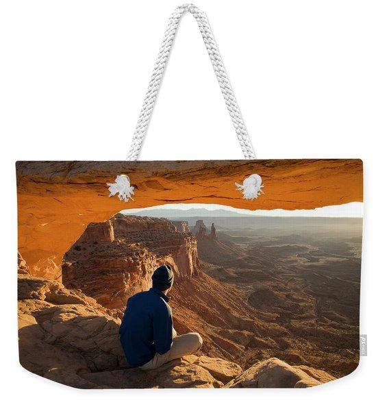 Mesa Arch Weekender Tote Bag