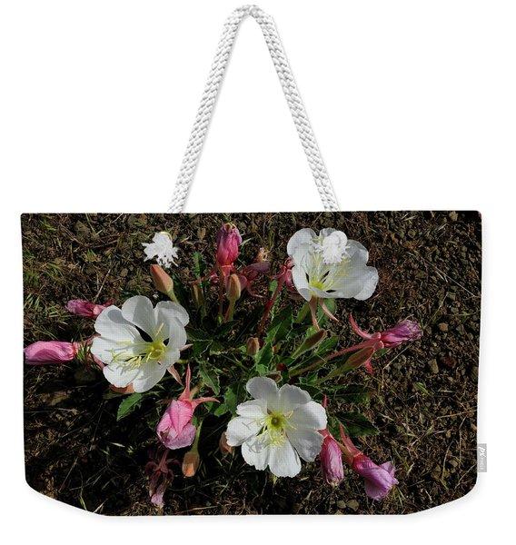 Mesa Blooms Weekender Tote Bag