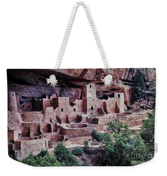 Mesa Verde Weekender Tote Bag