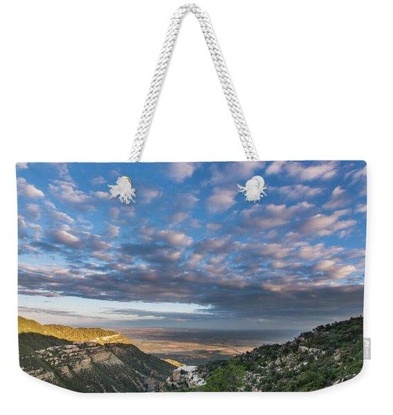 Mesa Verde National Park Weekender Tote Bag