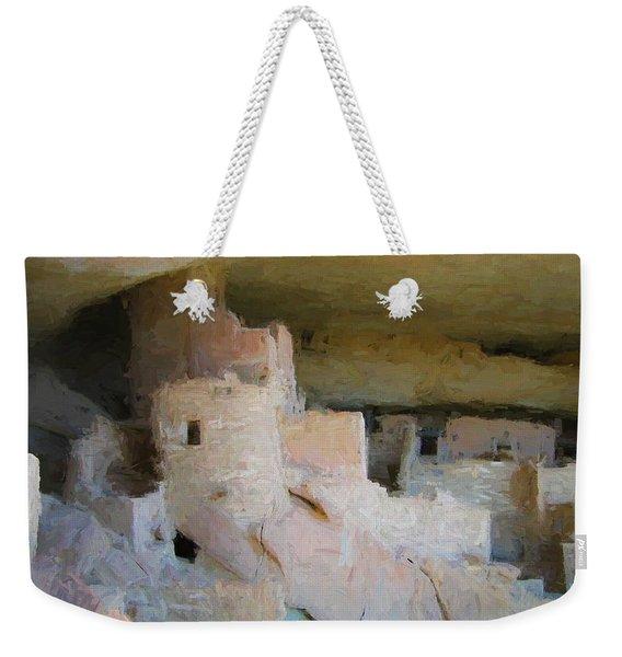 Mesa Verde Oil Weekender Tote Bag