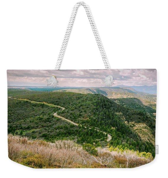 Mesa Verde Park Overlook II Weekender Tote Bag