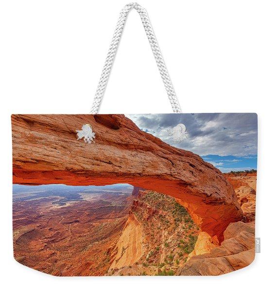 Mesa's Drop Weekender Tote Bag
