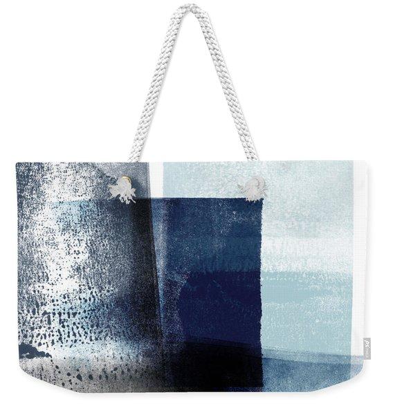 Mestro 4- Abstract Art By Linda Woods Weekender Tote Bag