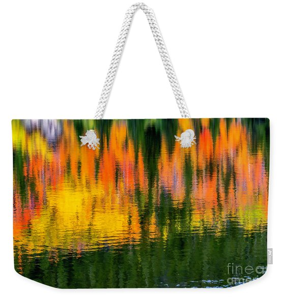 Metaphysical Existence Weekender Tote Bag