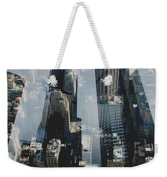 Metropolis IIi  Weekender Tote Bag