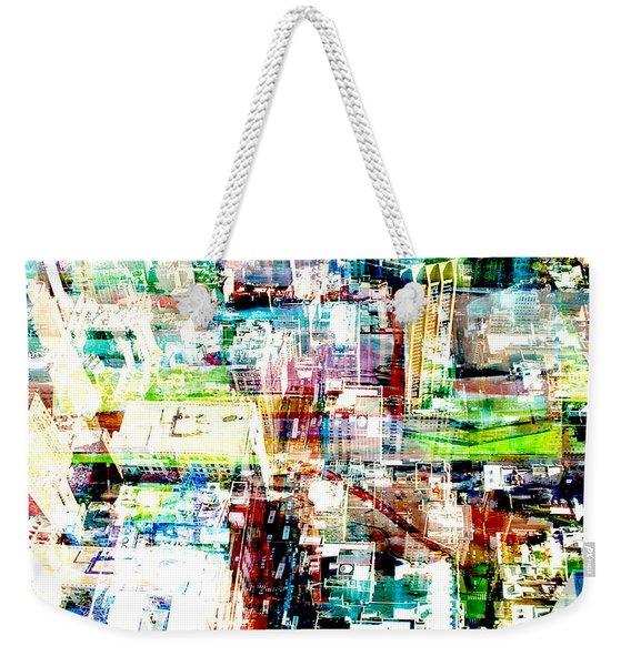 Metropolis Vi Weekender Tote Bag