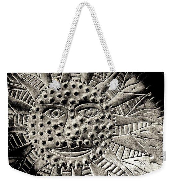Mexican Mirror Detail Weekender Tote Bag