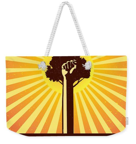 Mexican Proverb Weekender Tote Bag