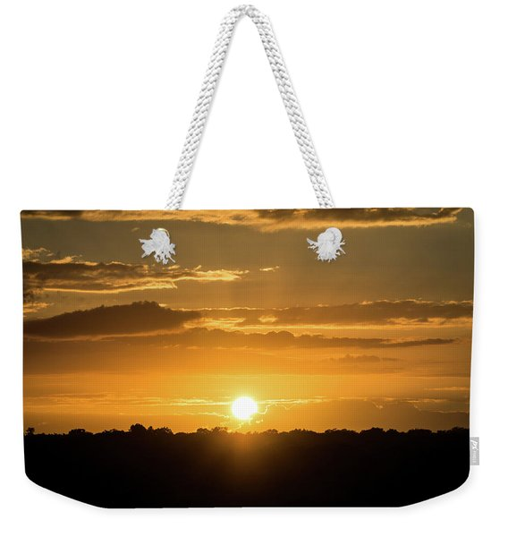 Mexico Sunset Weekender Tote Bag