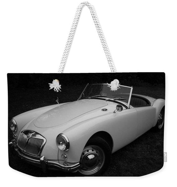 Mg - Morris Garages Weekender Tote Bag