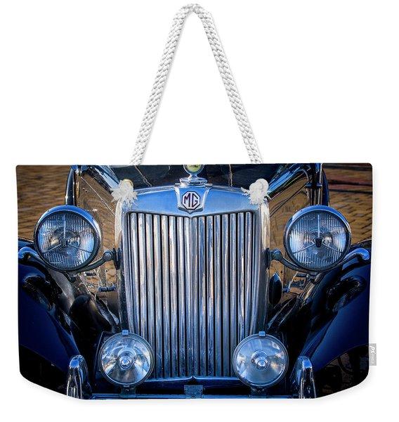Mg Cars 003 Weekender Tote Bag