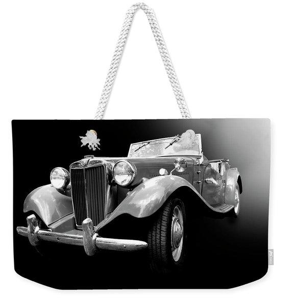 Mg-td Weekender Tote Bag