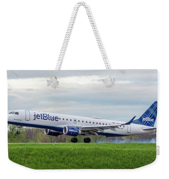 Mi Corazon Azul Weekender Tote Bag