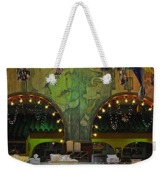 Mi Tierra Weekender Tote Bag