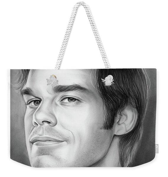 Michael C Hall Weekender Tote Bag