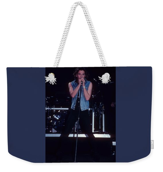 Michael Hutchence Weekender Tote Bag