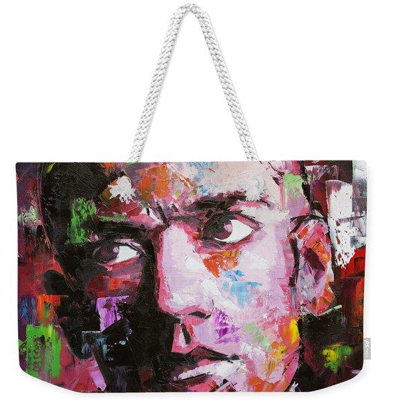 Michael Stipe Weekender Tote Bag