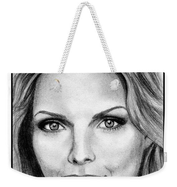 Michelle Pfeiffer In 2010 Weekender Tote Bag