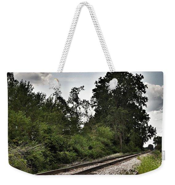 2003 - Michigan Rails I Weekender Tote Bag