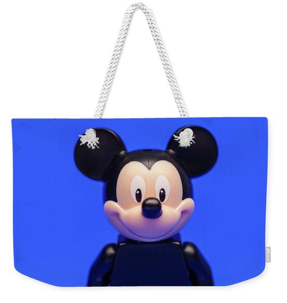 Mickey Mouse Weekender Tote Bag