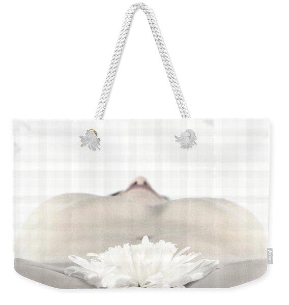 Midday Bloom Weekender Tote Bag