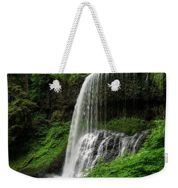 Middle Falls Weekender Tote Bag