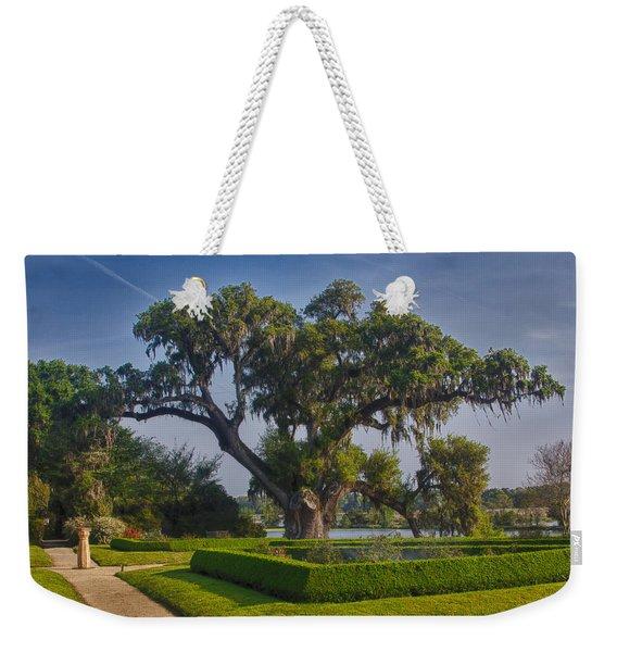 Middleton Oak Weekender Tote Bag