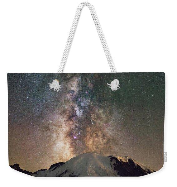 Midnight Hike  Weekender Tote Bag