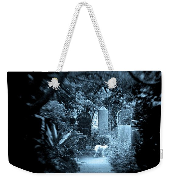 Midnight In The Garden O Weekender Tote Bag