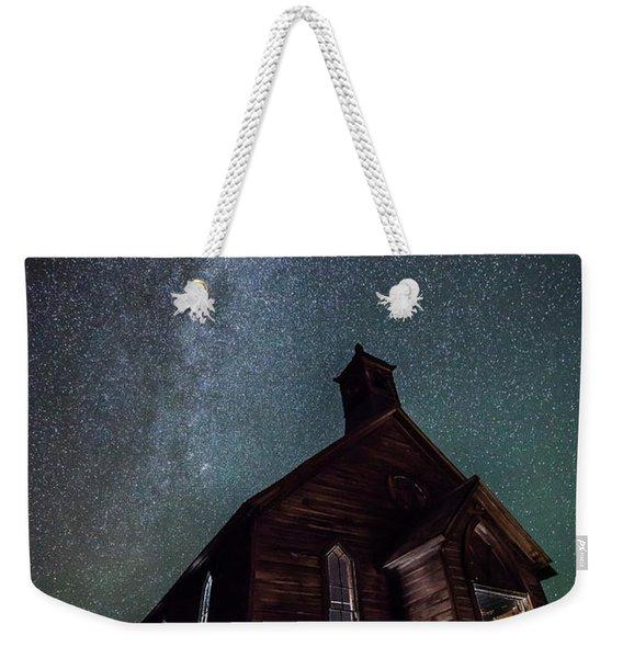 Midnight Mass  Weekender Tote Bag