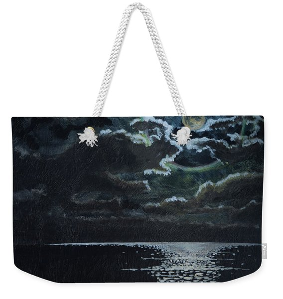 Midnight Passage Weekender Tote Bag