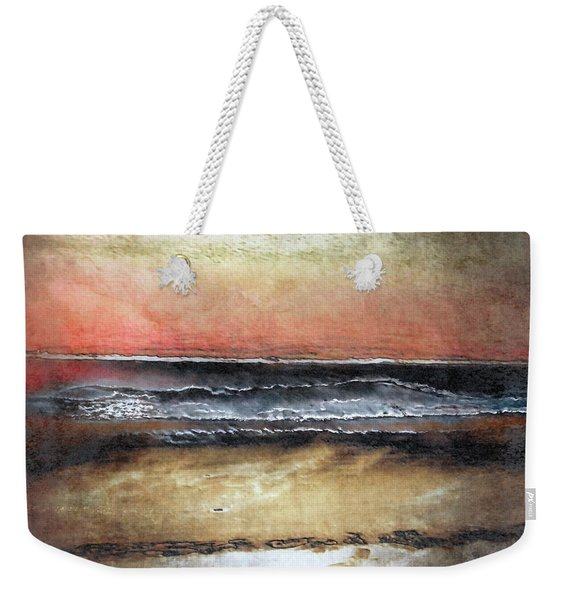Midnight Sands Gloucester Weekender Tote Bag