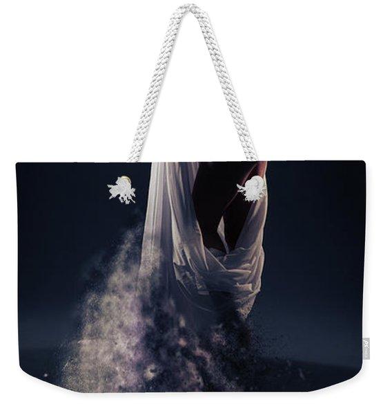 Midnight Weekender Tote Bag