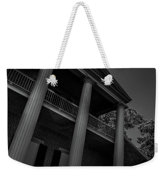Mighty Columns - The Hermitage Weekender Tote Bag