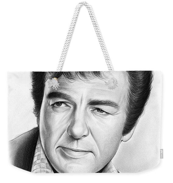 Mike Connors Weekender Tote Bag
