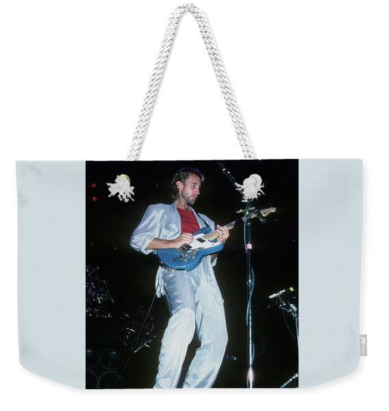Mike Rutherford Weekender Tote Bag