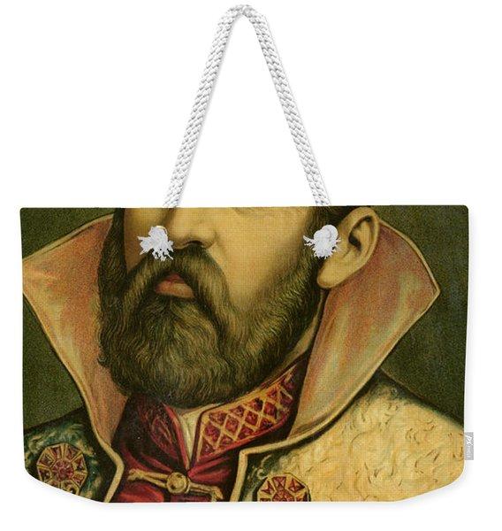 Miklos Zrinyi  Weekender Tote Bag