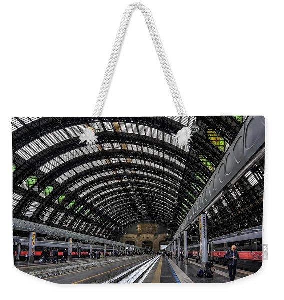 Milano Centrale Weekender Tote Bag