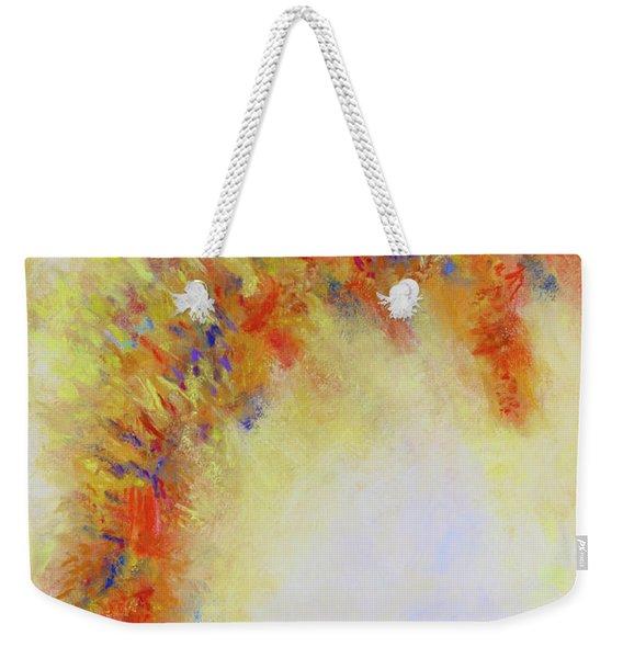 Mild Mannered Weekender Tote Bag
