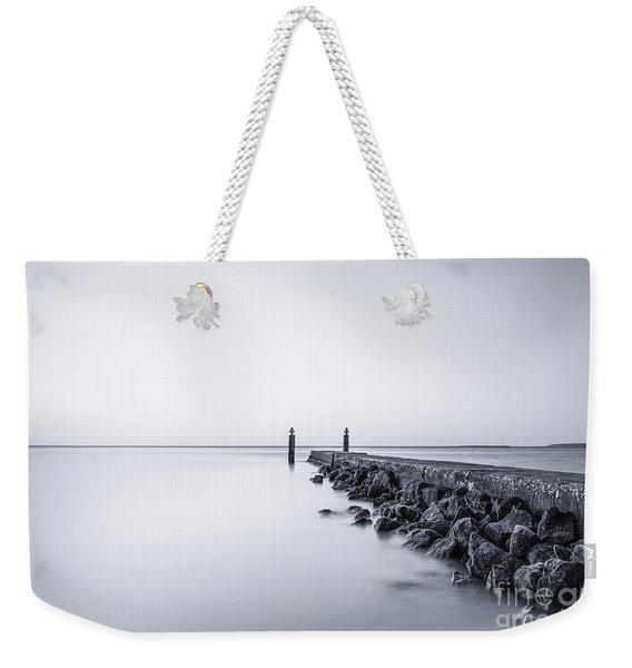 Milky Sea Weekender Tote Bag