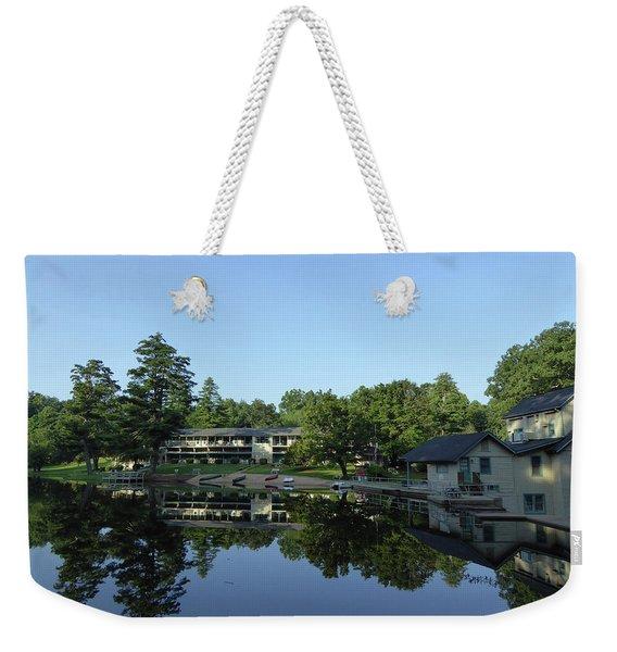 Mill House Weekender Tote Bag